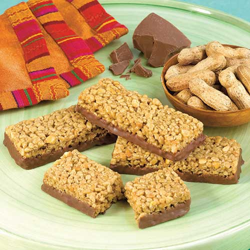 Peanut Bars | Meal Replacement Bar | Fit Well, MD
