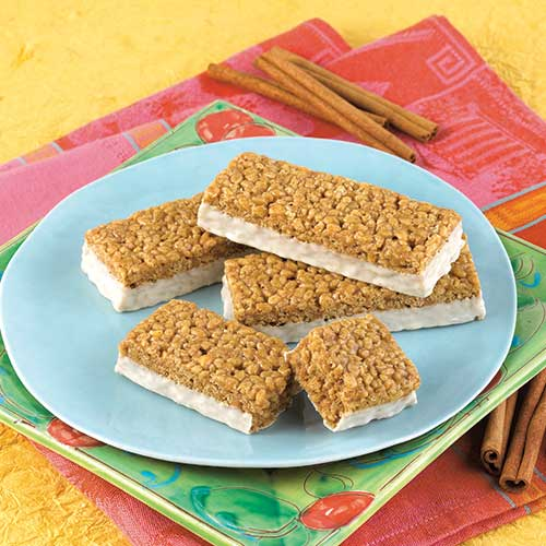 Cinnamon Bars | Meal Replacement Bar | Fit Well, MD