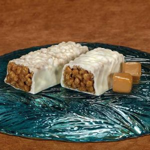 Vanilla Crunch Bars | Robard Meal Replacement | Fit Well, MD